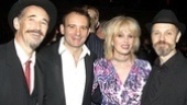 La Bete opening – Mark Rylance – Matthew Warchus – Joanna Lumley – David Hyde Pierce