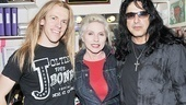 Debbie Harry at Rock of Ages  Tommy Kessler  Debbie Harry  Eddie Ojeda