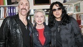 Debbie Harry at Rock of Ages  Dee Snider  Debbie Harry  Eddie Ojeda