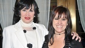 Rain opening night  Chita Rivera  Lisa Mordente 