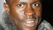 Merchant of Venice Opening night  Gbenga Akinnagbe