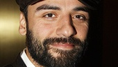 Merchant of Venice Opening night  Oscar Isaac