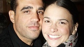 Merchant of Venice Opening night  Bobby Cannavale  Sutton Foster
