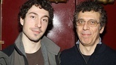 Break of Noon Opening Night – Harris Wolf Bogosian – Eric Bogosian
