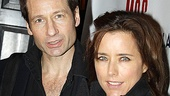 Break of Noon Opening Night – David Duchovny – Tea Leoni