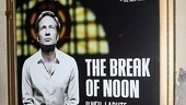 Break of Noon Opening Night - poster