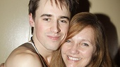 Spiderman preview - Reeve Carney - Marti Heil