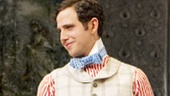 David Furr as Jack Worthing and Santino Fontana as Algernon Moncrieff in The Importance of Being Earnest.