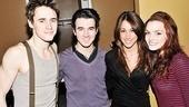 Spiderman Kevin Jonas – Reeve Carney – Kevin Jonas – Danielle – Jennifer Damiano