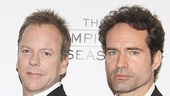 Championship season meet and greet – Kiefer Sutherland – Jason Patric