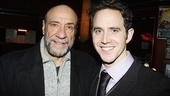 The Importance of Being Earnest Opening Night - F Murray Abraham  Santino Fontana 