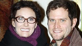 Desert City opens  Laura Benanti  Steven Pasquale 
