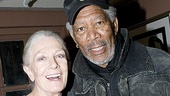 Morgan Freeman at Driving Miss Daisy – Vanessa Redgrave – Morgan Freeman