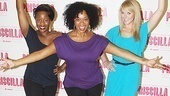 Priscilla rehearsal – Anastacia McCleskey – Jacqueline B. Arnold – Ashley Spencer