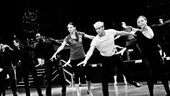 Anything Goes in Rehearsal   Sutton Foster  tktkt