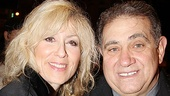 That Championship Season opening night  Judith Light  Dan Lauria