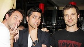 Still silly! Stage vet John Stamos is excited to welcome Trey Parker and Matt Stone to the Broadway community.