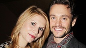 MCC honorary chairs Claire Danes and Hugh Dancy (who starred in last years The Pride) are thrilled to help out the theater company on its 25th anniversary.