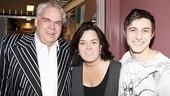 Rosie O'Donnell Visits Spider-Man, Turn off the Dark - Michael Mulharen - Rosie O'Donnell – Gideon Glick