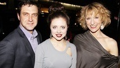 Raul Esparza is thrilled to share the stage with British thespians Bel Powley and Lia Williams. 
