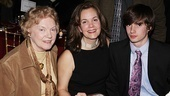 Arcadia opens - Margaret Colin -  mom- son