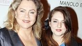 Priscilla opens  Kathleen Turner  daughter Rachel