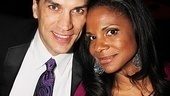 Priscilla opens  Will Swenson  Audra McDonald 