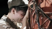 Seth Numrich as Albert in War Horse.