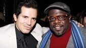 Ghetto Klown opens  John Leguizamo  Cedric The Entertainer