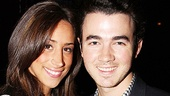 Kevin Jonas at Million Dollar Quartet  Danielle Deleasa Jonas - Kevin Jonas