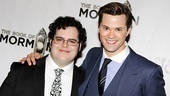 Josh Gad and Andrew Rannells make the perfect missionary team as Elder Cunnigham and Elder Price.