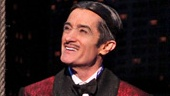 Roger Rees as Gomez in The Addams Family.
