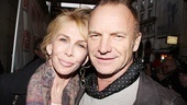 Bengal Tiger opens  Trudie Styler  Sting