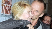 Bengal Tiger opens  Trudie Styler  Sting 2
