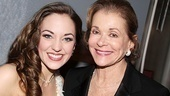 Anything Goes Opening Night  Laura Osnes  Jessica Walter