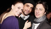 Anything Goes Opening Night  Sutton Foster  Bobby Cannavale  Zach Braff