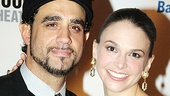 Anything Goes Opening Night  Bobby Cannavale  Sutton Foster 