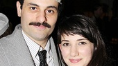 Anything Goes Opening Night  Arian Moayed  Sheila Vand