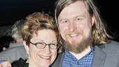 Lucille Lortel Award Nomination Reception – Lisa Kron – Michael Chernus