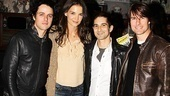 Tom Cruise at American Idiot - Billie Joe Armstrong - Katie Holmes - Jared Stein - Tom Cruise