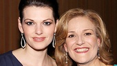Opening Night of Wonderland – Kate Shindle – Karen Mason