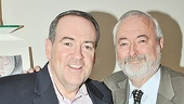 Mike Huckabee at &lt;i&gt;Wonderland&lt;/i&gt; - Mike Huckabee  Larry Payton 