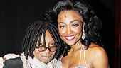 Sister Act Opening Night   Whoopi Goldberg  Patina Miller