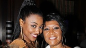 Sister Act Opening Night   Patina Miller  Patti LaBelle