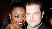 Sister Act Opening Night   Patina Miller  Paul Wontorek
