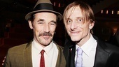 Mark Rylance and Mackenzie Crook are pals both onstage and off. The duo is ready to have some fun at the show's after-party.