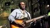American Idiots Favorite Son Joshua Henry steps out for a solo.