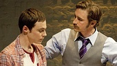 Show Photos - The Normal Heart - Jim Parsons - Lee Pace