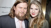 The Normal Heart Opening Night  Michael Chernus  Lily Rabe