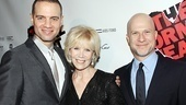 The Normal Heart Opening Night  Jordan Roth  Daryl Roth  Richie Jackson